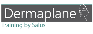 Dermaplane by Salus Training Logo